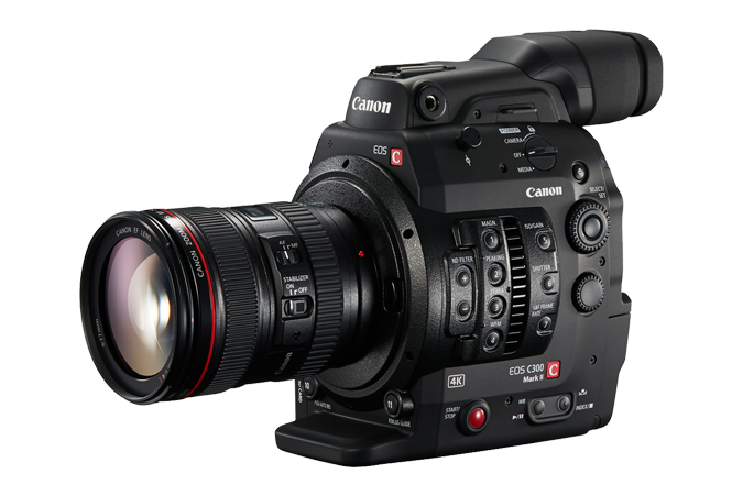 CANON C300 MARK II | Shadowcast Pictures